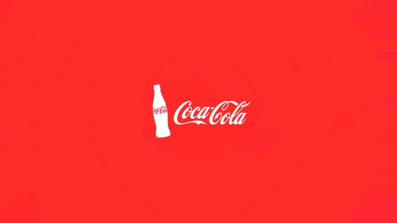 cocacola logo animation youtube