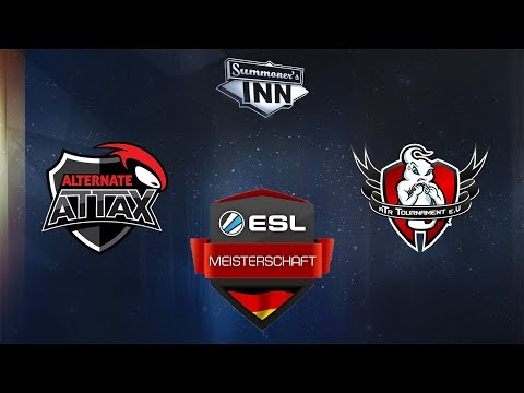 ATN vs ATR - Tag 5, ESL Sommermeisterschaft 2017