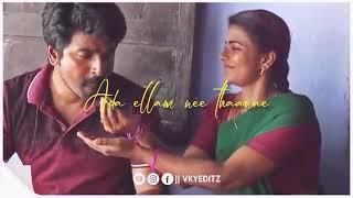 Nee Enaku Samy Intha Boomi-Unkoodave Porakkanum - New Tamil Whatsapp Status