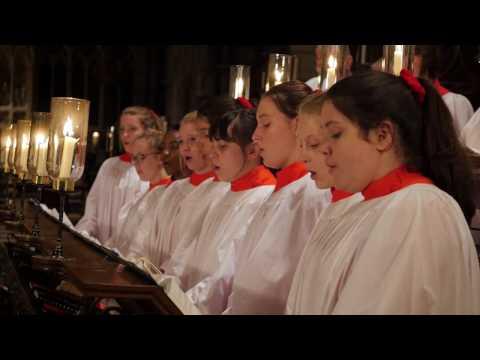 Sans Day Carol (Rutter) Ely Cathedral Choir