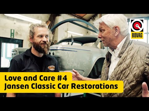 Jansen Classic Car Restorations | Love & Care #4 | BOVAG