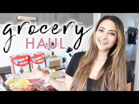 WHAT I FEED MY FUSSY EATER TODDLER   ALDI GROCERY HAUL UK MAY 2018   Ysis Lorenna