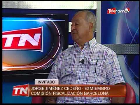 Jorge Jiménez Cedeño