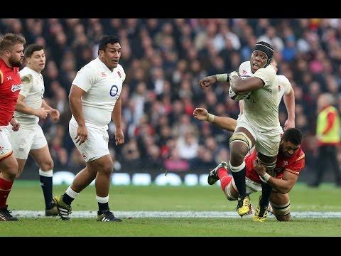 Short Highlights (Worldwide) - England 25-21 Wales   RBS 6 Nations