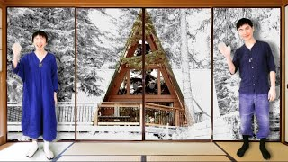 A-frame trip around the world  #2 Emerald A-frame house in Whistler, CANADA
