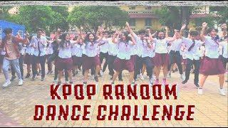 KPOP RANDOM DANCE CHALLENGE 2018