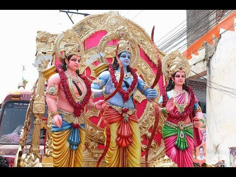 Raja Singh BJP MLA Release Sri Ram Navami 2018 Songs