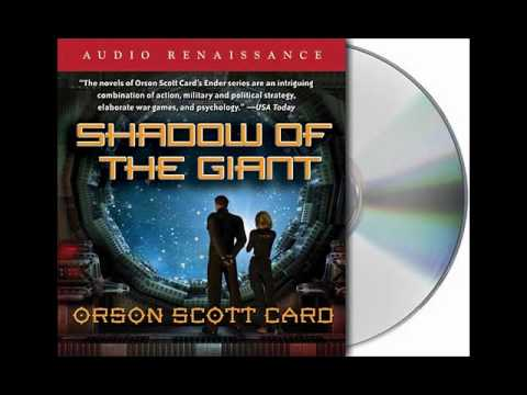 Shadow of the Giant by Orson Scott Card--Audiobook Excerpt
