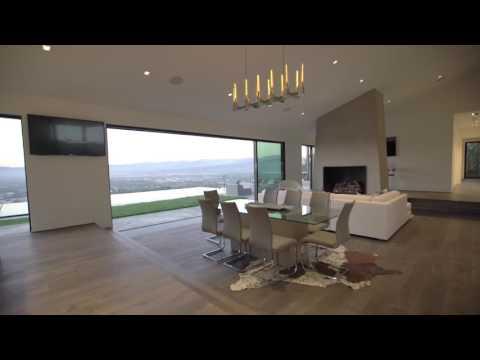 Modern Hollywood Hills Luxury Home