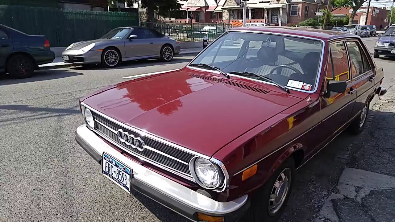 1979 audi fox wagon
