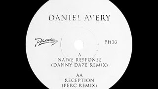 Daniel Avery - Reception (Perc Remix) [PH30]