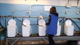 видео СТИРАЛЬНАЯ МАШИНА АКТИВАТОРНОГО ТИПА С ОТЖИМОМ - Мини стиральные машины для дачи