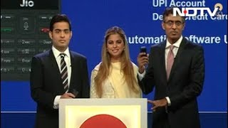 At JioPhone Launch, Ambani Kids Play Big Role