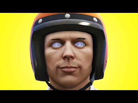 HYPNOTISING DESTRUCTION DERBY! (GTA 5...
