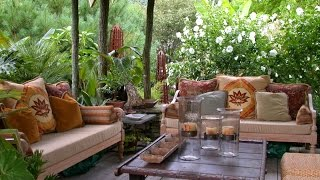 Relaxing Indoor Garden Design Ideas