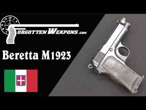 Beretta Model 1923