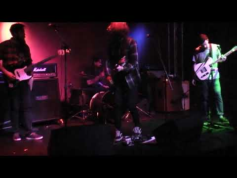 BARRIERS live @ The Slidebar 1/14/18