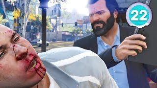 MICHAEL VS YOGA INSTRUCTOR 😂 - Grand Theft Auto 5 - Part 22