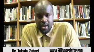 HOW MANY IN THE SLAVE TRADE: Tukufu Zuberi