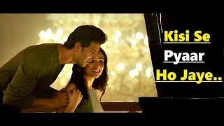 Kisi Se Pyar Ho Jaye | Kaabil | Hrithik Roshan, Yami Gautam | Jubin Nautiyal | Lyrics Video Song