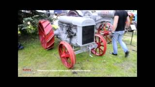Fordson F w zbiorach Muzeum Rolnictwa w Ciechanowcu