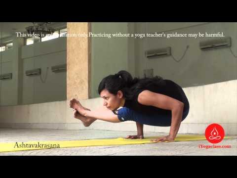 Astavakrasana, Eight-Angle Pose