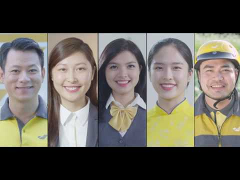 (TVC) Bưu điện Việt Nam - Gửi cả niềm tin (15s)