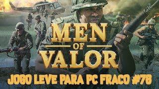 MEN OF VALOR - JOGO LEVE PARA PC FRACO #78