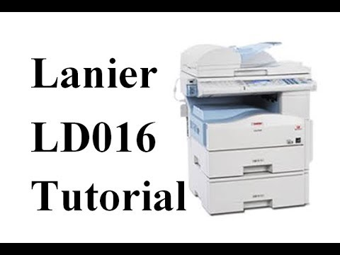 Lanier LD016 Review In Urdu