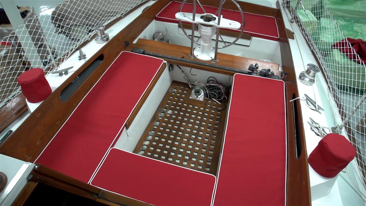 Sewing Vinyl Boat Seats Brokeasshome Com