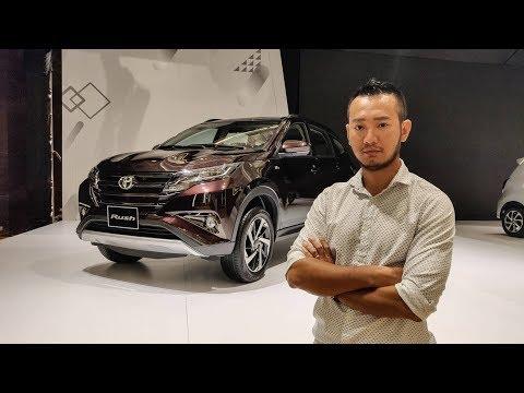 Khám phá chi tiết Toyota Rush 7 chỗ giá 668 triệu - Đối thủ Xpander  XEHAY.VN 