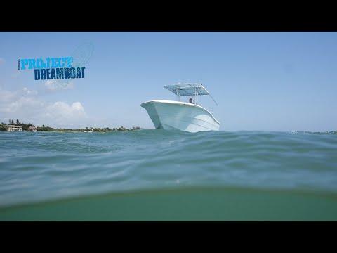 Florida Sportsman Project Dreamboat - Hydra-Sports Dream Splash