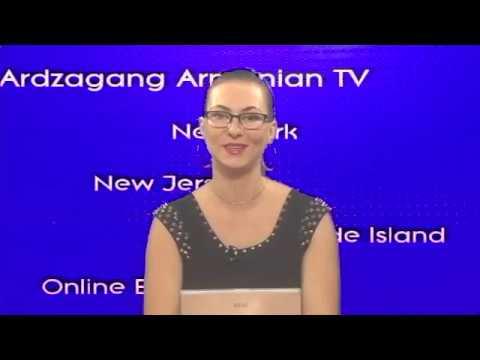 Ardzagang Armenian TV: News About Armenia And Diaspora.