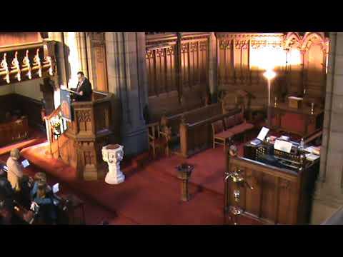 Saint Columba Gaelic Church; English Service, Sunday 29 Oct  2017