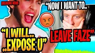 FaZe Banks AGREES to RELEASE THE CONTRACT & Expose Tfue! (Tfue Leaves FaZe) #Releasethecontract