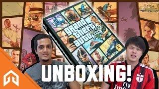 PUNYA LO BISA NGALAHIN PUNYA GUE? | Unboxing GTA V Versi PC