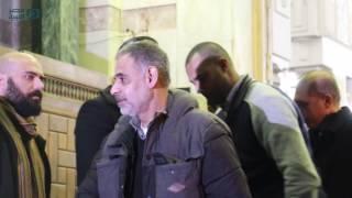مصر العربية | نجوم في عزاء والد أمير كراره