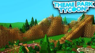 LUMBER TYCOON 2 in Theme Park Tycoon 2!! - (Roblox)