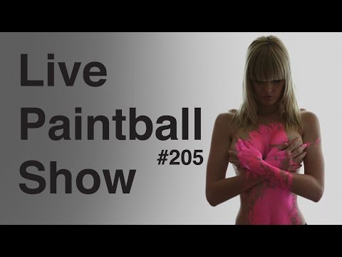Live Paintball Show - Behind The Bunker #205