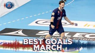 Best Goals - March : Uwe Gensheimer fakes and shot