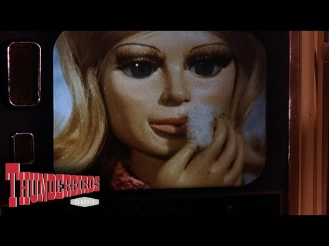 Lady Penelope Uses A Secret Code To Alert International Rescue - Thunderbirds