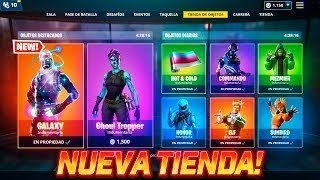 *NEW FORTNITE STORE* TODAY STORE (FORTNITE BATTLE ROYALE) NEW LIVE SKINS!!
