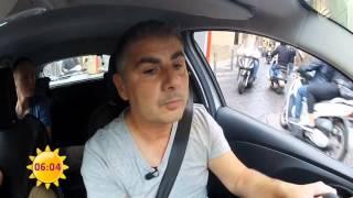 Autoprofi Limo testet Straßenverkehr in Neapel | Sat.1 Frühstücksfernsehen