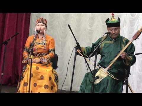 CHANT DE GORGE TOUVAIN EN SIBERIE en direct de Sibérie
