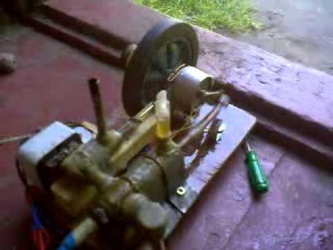 видео: Самодельный ДВС. Живучесть двигателя
