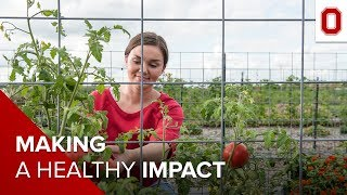 The Student Experience: Social work and food security thumbnail