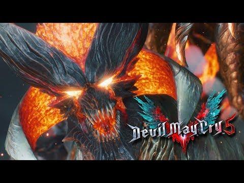 SIN DEVIL TRIGGER!! - DEVIL MAY CRY 5 #10 thumbnail