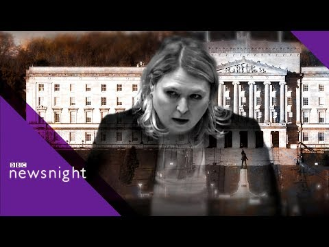 Will Brexit lead to a united Ireland? - BBC Newsnight