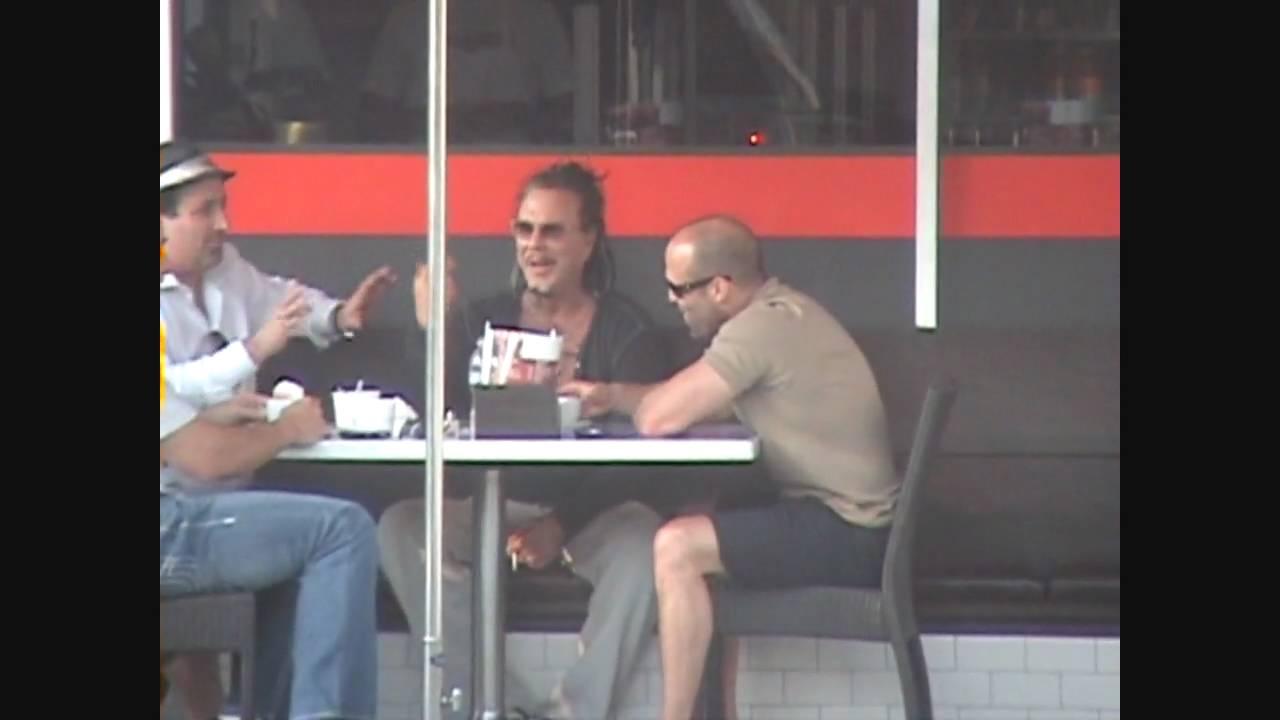Jason Statham and Mick...