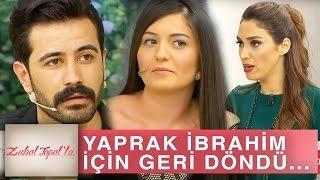 Zuhal Topal'la 170. Bölüm (HD) | Türkiye'nin Tanıdığı Gelin Adayı İbrahim Için Geldi!